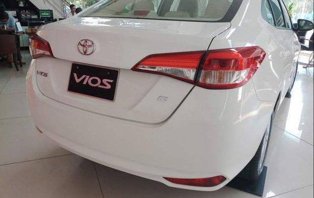 Cần bán Toyota Vios E MT đời 2019, màu trắng4