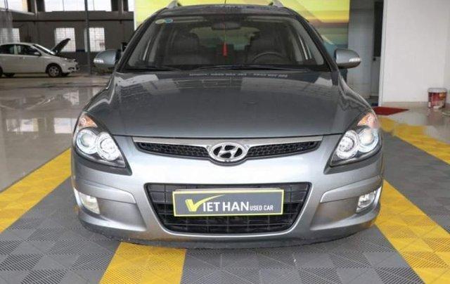 Bán Hyundai i30 CW 1.6AT sản xuất 2010, màu xám, xe nhập1