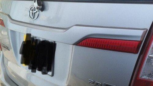 Bán Toyota Innova 2.0 MT sản xuất năm 2015, màu bạc  2