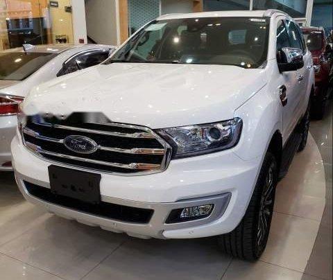 Bán xe Ford Everest Titanium 2019, nhập khẩu nguyên chiếc, có xe giao ngay4