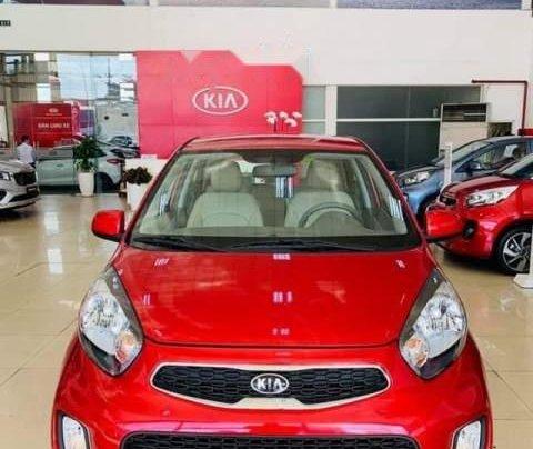 Cần bán xe Kia Morning 2019, màu đỏ, xe có sẵn giao ngay, hỗ trợ giao xe tận nhà0