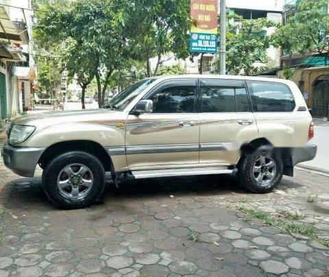 Bán Toyota Land Cruiser sản xuất 2000, số sàn, nhập khẩu Nhật Bản chính chủ1