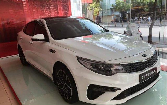 Cần bán Kia Optima 2.4 2019, màu trắng2
