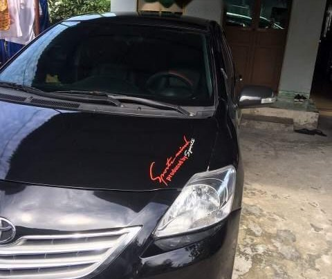 Bán Toyota Vios đời 2009, màu đen, không đâm, không ngập nước0