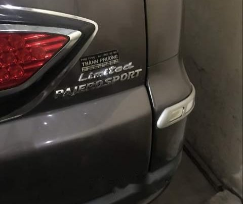 Bán ô tô Mitsubishi Pajero đời 2013, nhập khẩu, xe còn mới keng2