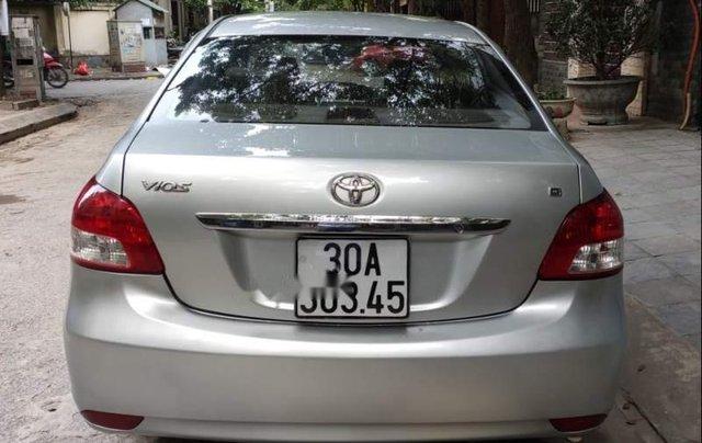 Cần bán xe Vios G 1.5L, số tự động, màu bạc, cam kết không ngậm nước hay thủy kích1