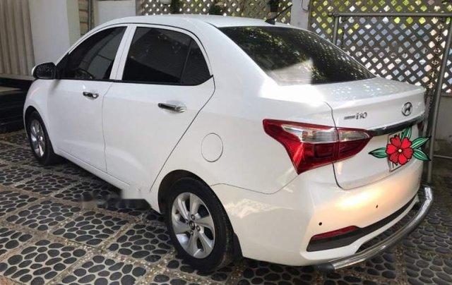 Cần bán Hyundai Grand i10 sản xuất năm 2018, xe gia đình mua mới 1