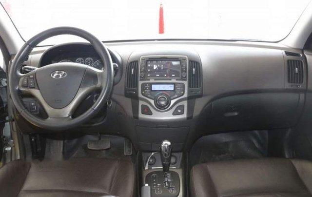 Bán Hyundai i30 CW 1.6AT sản xuất 2010, màu xám, xe nhập4