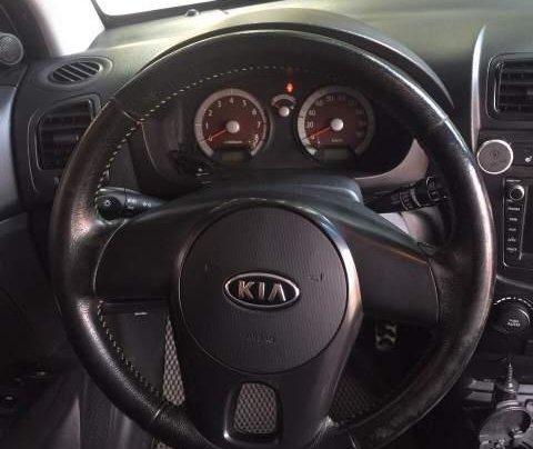 Bán xe Kia Morning năm sản xuất 2009, màu bạc, nhập khẩu số tự động, giá tốt3