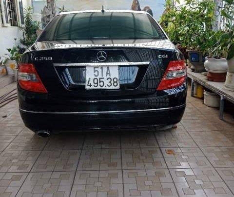 Cần bán Mercedes C250 đời 2010, màu đen, xe nhập, xe đi rất đẹp2