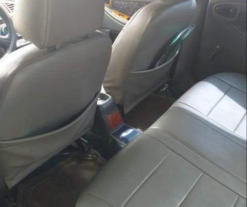 Cần bán gấp Daewoo Lanos đời 2002, màu bạc, giá rẻ5