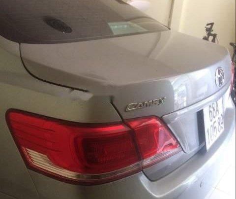 Bán Toyota Camry 2.4 G sản xuất năm 2009, màu bạc, xe đẹp2