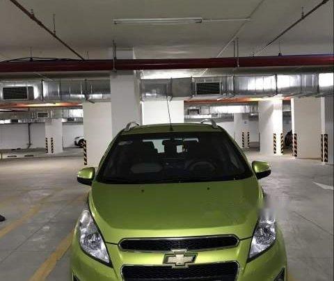 Cần bán xe Chevrolet Spark sản xuất 2015, đi đúng 30.000 km1