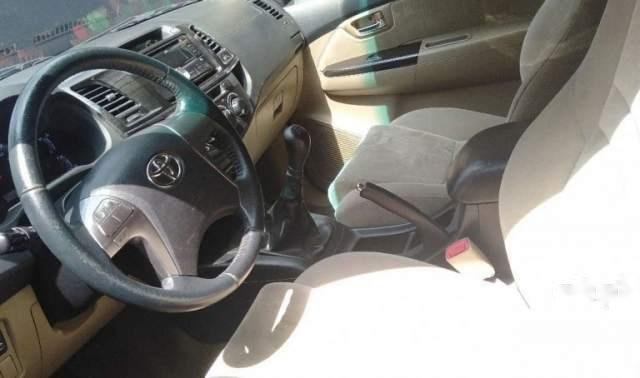 Bán Toyota Fortuner MT năm sản xuất 2015, xe đẹp2