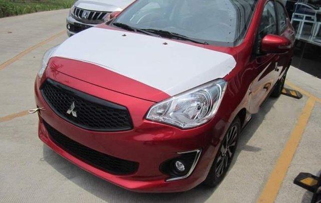 Cần bán Mitsubishi Attrage CVT Eco năm 2019, màu đỏ, nhập khẩu nguyên chiếc từ Thái Lan2