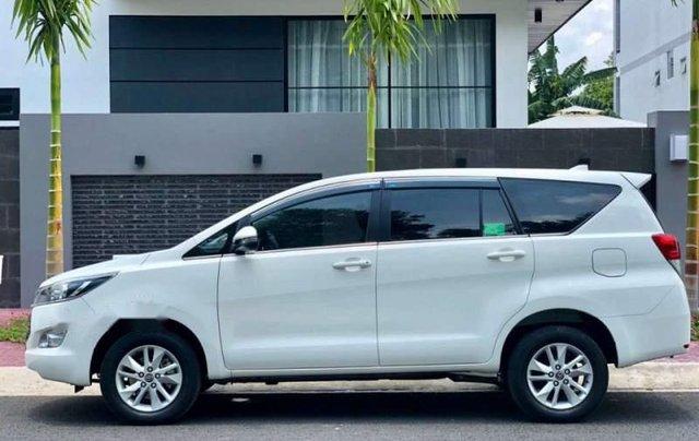 Bán xe Toyota Innova sản xuất năm 2019, màu trắng1