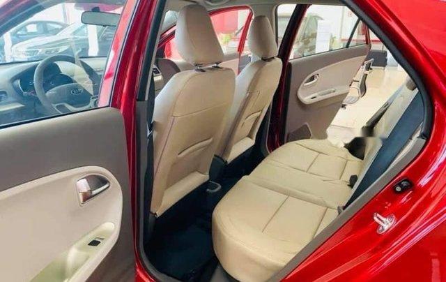 Cần bán xe Kia Morning 2019, màu đỏ, xe có sẵn giao ngay, hỗ trợ giao xe tận nhà4