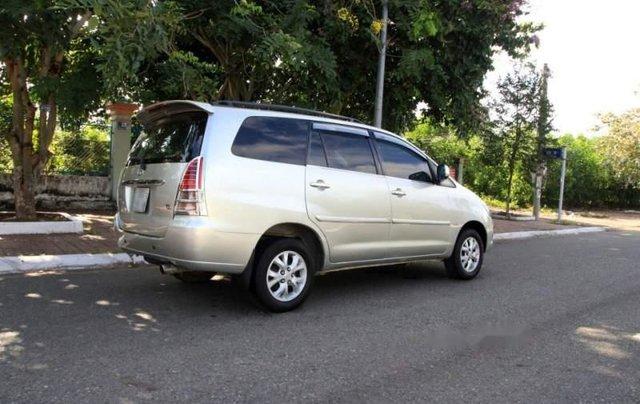 Bán xe Toyota Innova G, các bộ phận trên xe đều hoạt động rất tốt, chỉnh điện toàn bộ ghế, kính và gương2