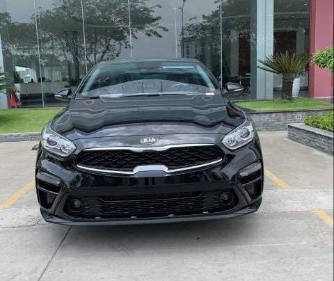 Bán ô tô Kia Cerato sản xuất 2019, màu đen1