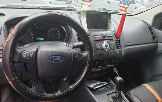 Bán Ford Ranger XLS AT 2.2 sản xuất năm 2016, màu trắng, nhập khẩu, ngay chủ2