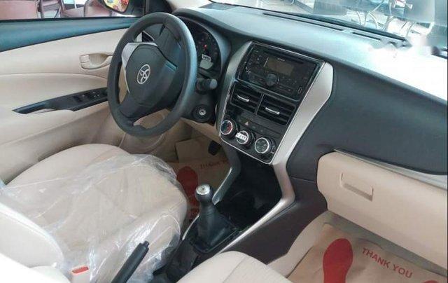 Cần bán Toyota Vios E MT đời 2019, màu trắng3
