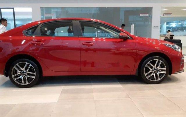 Bán Kia Cerato Standard MT 1.6L đời 2019, màu đỏ, nhập khẩu1