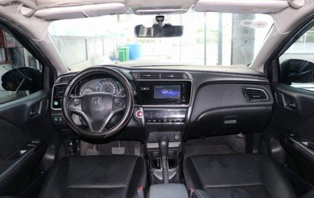 Bán xe Honda City TOP 1.5AT đời 2017, màu nâu, giá chỉ 566 triệu5
