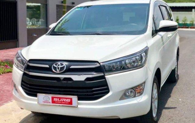 Bán xe Toyota Innova sản xuất năm 2019, màu trắng4