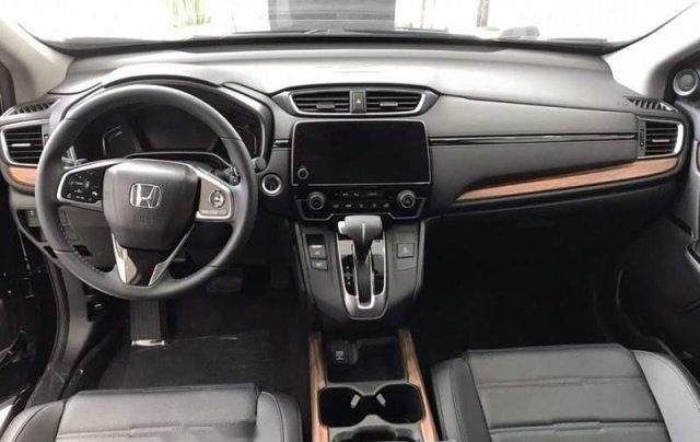 Bán xe Honda CR V G năm sản xuất 2019, màu đen, xe nhập2