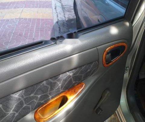 Cần bán gấp Daewoo Lanos đời 2002, màu bạc, giá rẻ4
