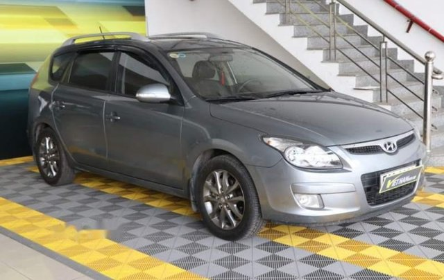 Bán Hyundai i30 CW 1.6AT sản xuất 2010, màu xám, xe nhập2