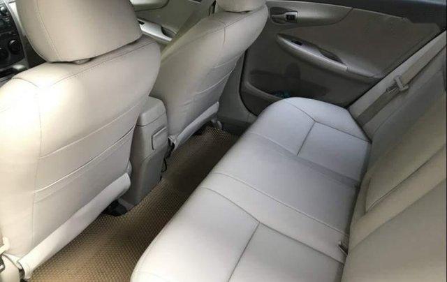 Bán Toyota Corolla đời 2009, màu đen, rất ít trầy xước3