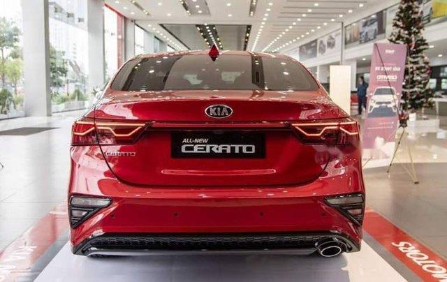 Bán ô tô Kia Cerato MT đời 2019, màu đỏ, nhập khẩu  1