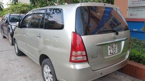 Bán xe Toyota Innova G 2006, màu bạc1