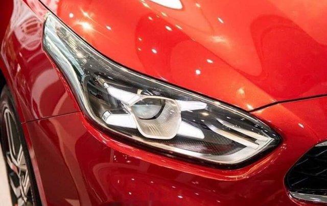 Bán ô tô Kia Cerato MT đời 2019, màu đỏ, nhập khẩu  2