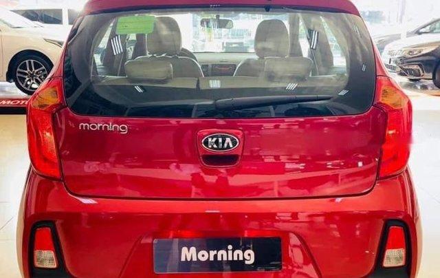 Cần bán xe Kia Morning 2019, màu đỏ, xe có sẵn giao ngay, hỗ trợ giao xe tận nhà3