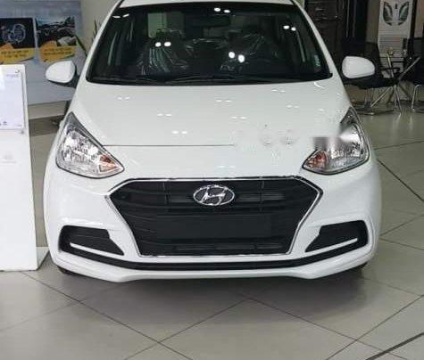 Bán Hyundai Grand i10 đời 2019, màu trắng 2