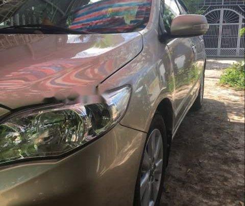 Cần bán gấp Toyota Corolla Altis đời 2013, đăng ký 2014, số sàn, máy zin4
