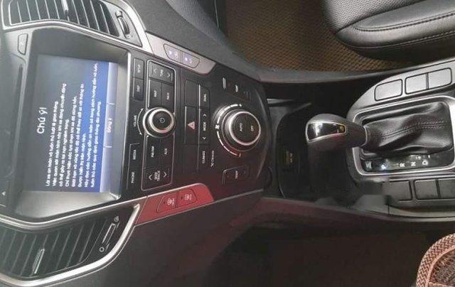 Cần bán Hyundai Santa Fe 2.2 máy dầu, màu trắng Sx 2015, xe tư nhân chính chủ4