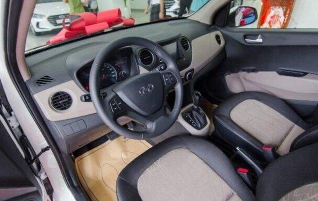 Bán ô tô Hyundai Grand i10 1.2 MT năm sản xuất 2018, màu trắng3