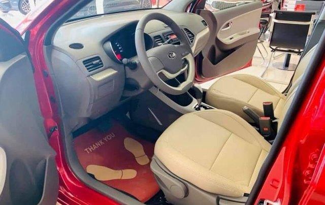 Cần bán xe Kia Morning 2019, màu đỏ, xe có sẵn giao ngay, hỗ trợ giao xe tận nhà5