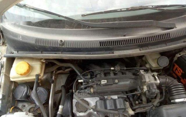 Cần bán xe Chevrolet Spark năm 2011, màu bạc, xe đẹp5