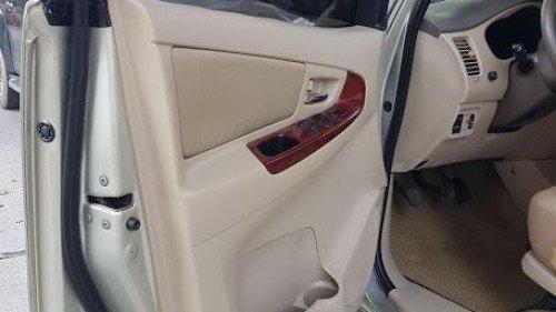 Bán xe Toyota Innova G 2006, màu bạc4