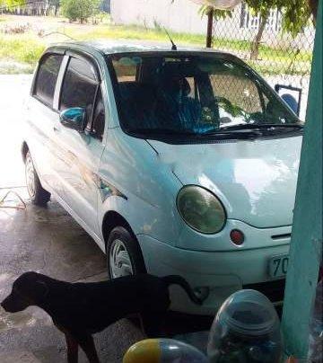 Cần bán Daewoo Matiz đời 2007, màu trắng, nhập khẩu0