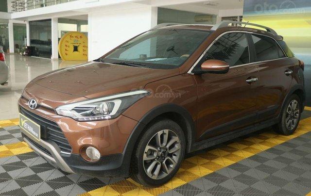 Cần bán xe Hyundai i20 Active năm sản xuất 2015, màu nâu, nhập khẩu nguyên chiếc giá cạnh tranh0