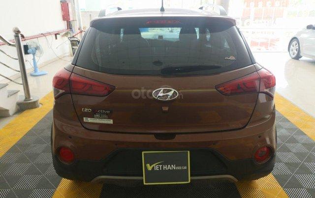 Cần bán xe Hyundai i20 Active năm sản xuất 2015, màu nâu, nhập khẩu nguyên chiếc giá cạnh tranh4