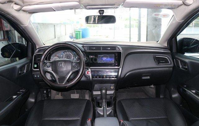 Bán xe Honda City Top 1.5AT đời 2017, màu nâu7