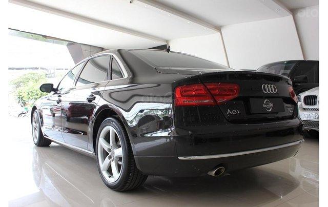 Cần bán lại xe Audi A8 2011, màu đen, nhập khẩu5