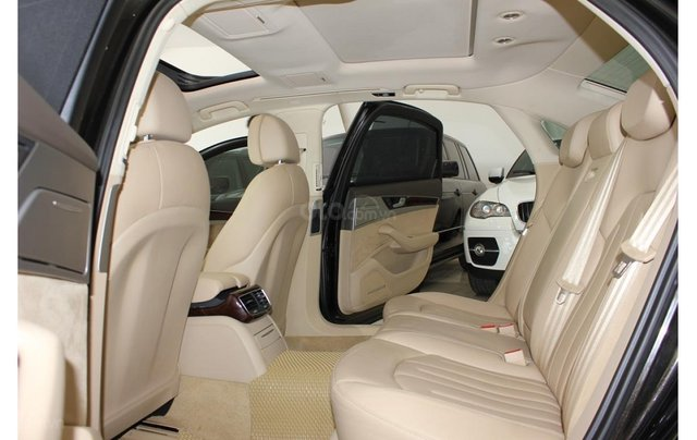 Cần bán lại xe Audi A8 2011, màu đen, nhập khẩu13