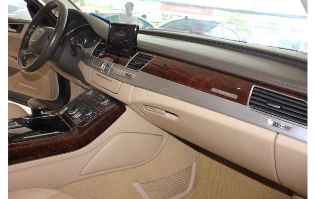 Cần bán lại xe Audi A8 2011, màu đen, nhập khẩu7